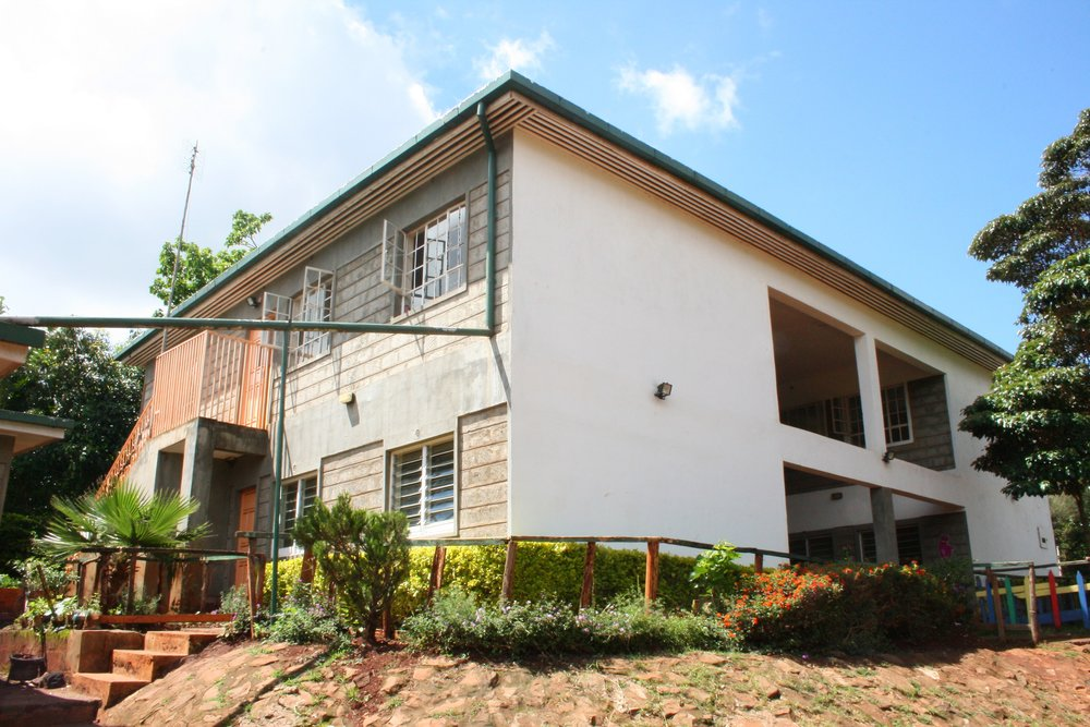 Our two storey buoilding 6 classrooms
