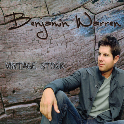 Vintage Stock - Benjamin Warren
