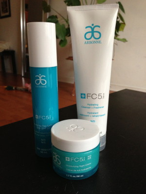 Skincare from Arbonne