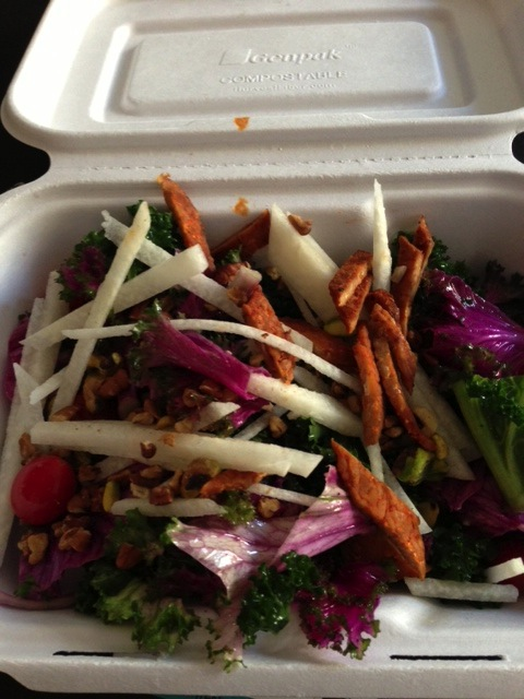 Ace of Kales salad - another fave!!