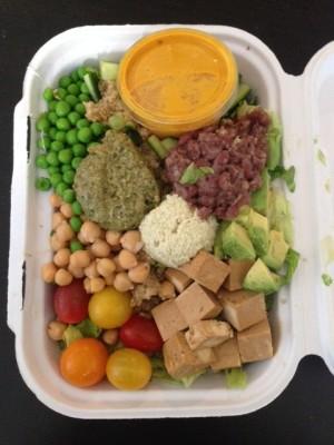 Transformer Salad. Salivating again looking at it.
