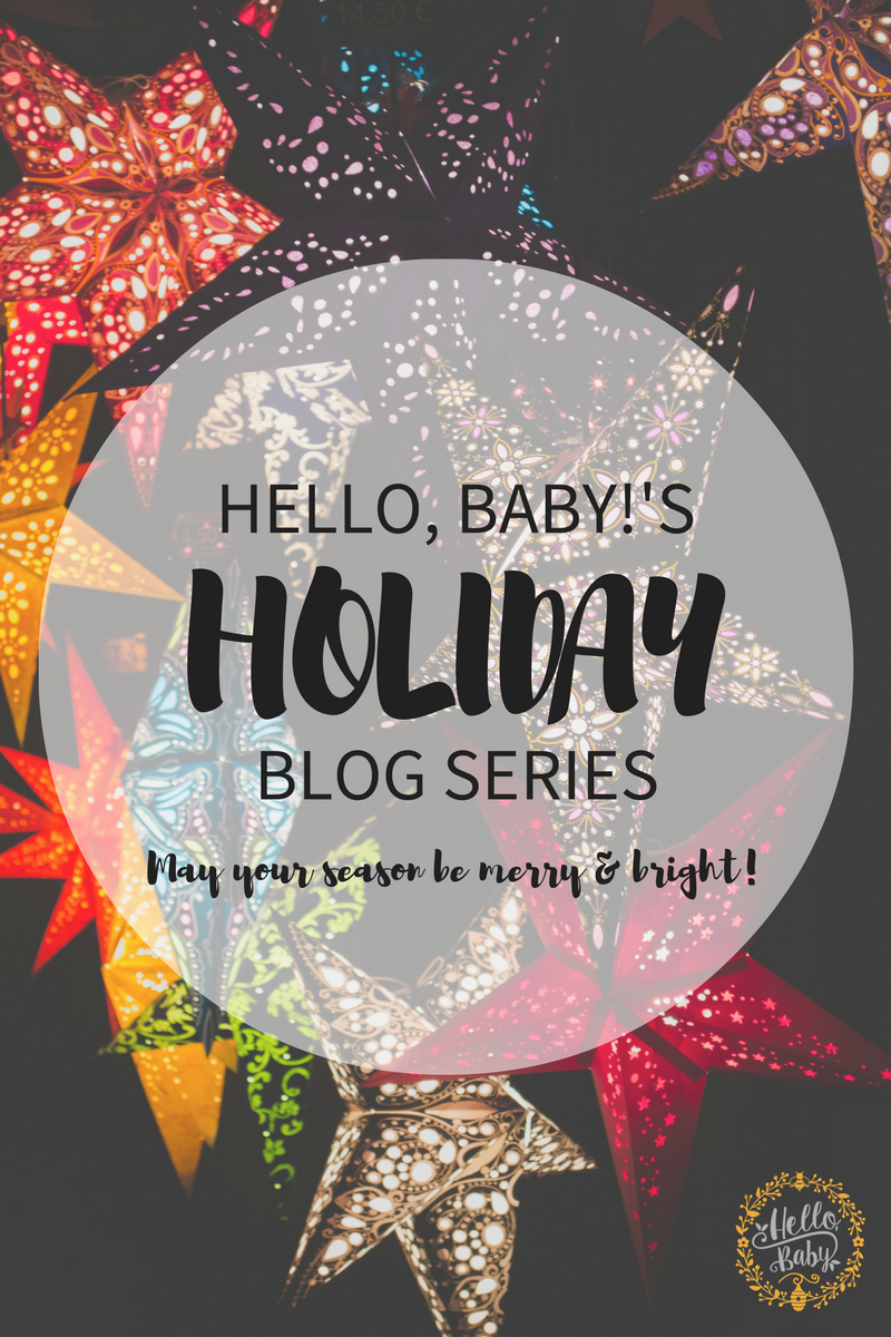 Peterborough doula Hello Baby Holiday blog series