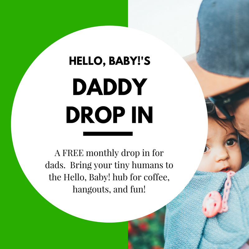 Peterborough Hello Baby Daddy Drop In