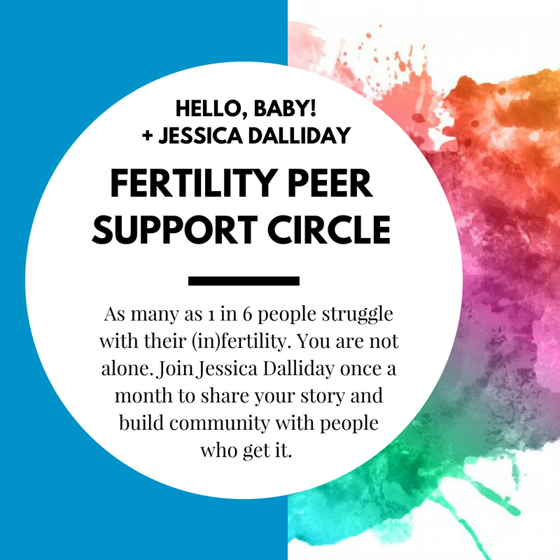 Hello Baby Fertility Peer Support Circle