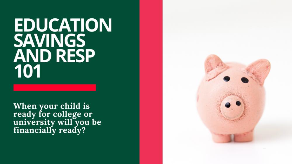 Education Savings Workshop Hello Baby