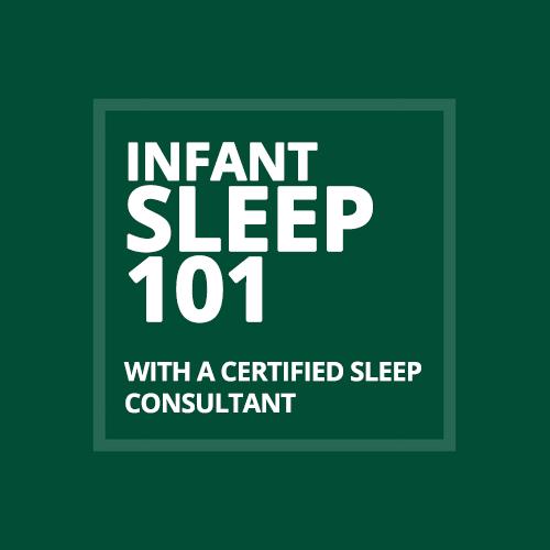Register for Infant Sleep 101 Hello Baby