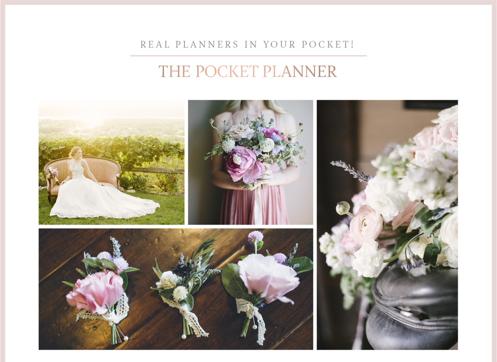 The Pocket Planner | Virtual Wedding Planner