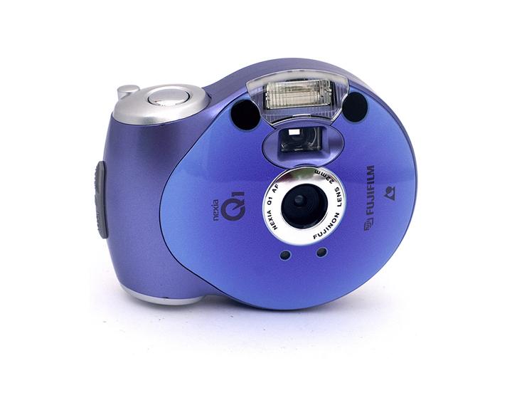 Fuji Nexia Q1 APS Film Camera