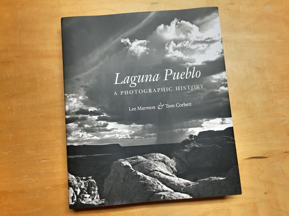 Cover-Laguna Pueblo: A Photographic History Marmon & Corbett