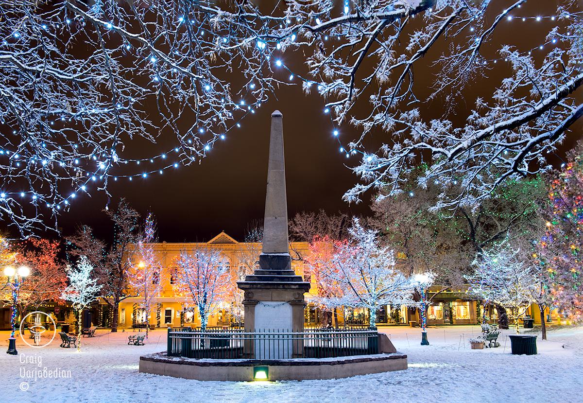 christmas in santa fe - Christmas In Santa Fe