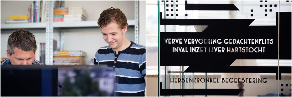 Zakelijke fotografie, lifestyle sfeer portret, Haarlem
