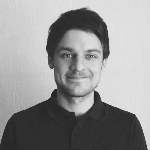 Андрей Пауков Co-founder, Head of production. Facebook //Instagram