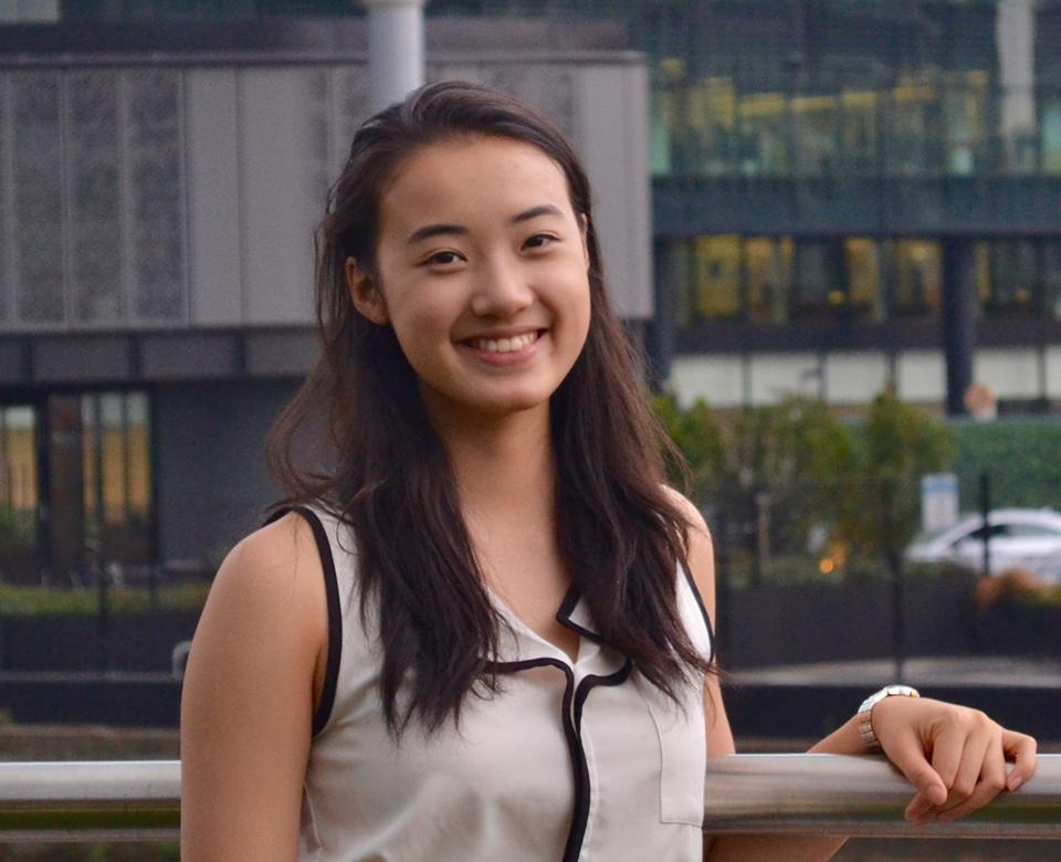 Christine Deng, President (2016-2017)