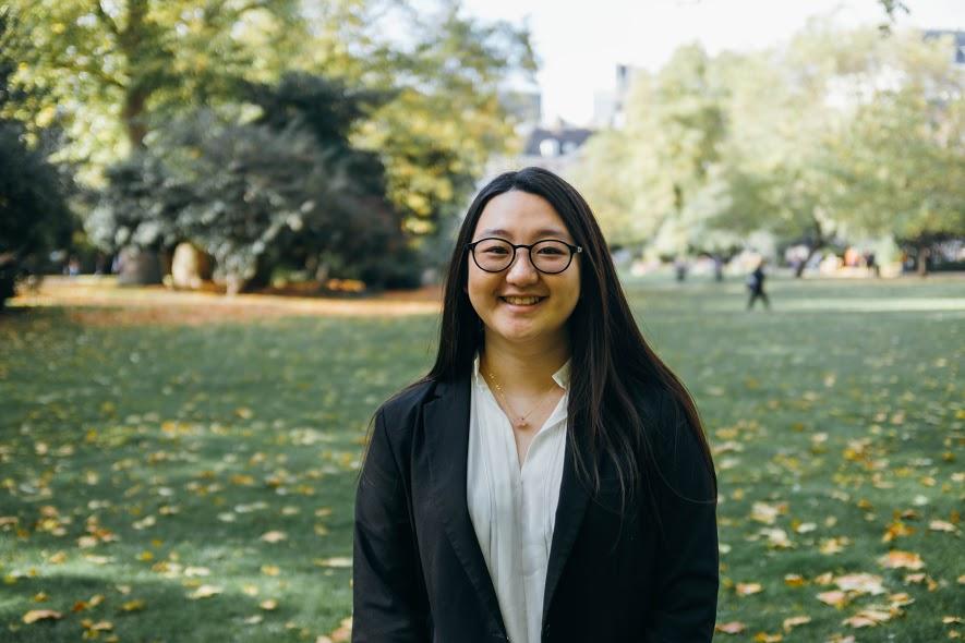 USG Academics - Natalie Chung