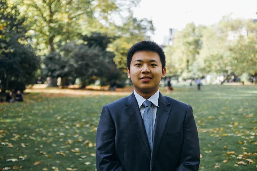 USG Communications - Calvin Fang