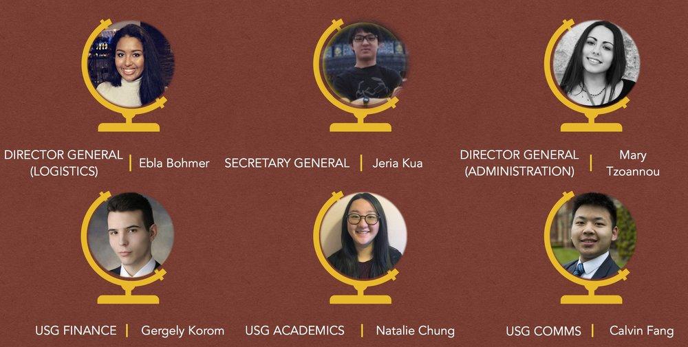 Our YouthMUN Secretariat!