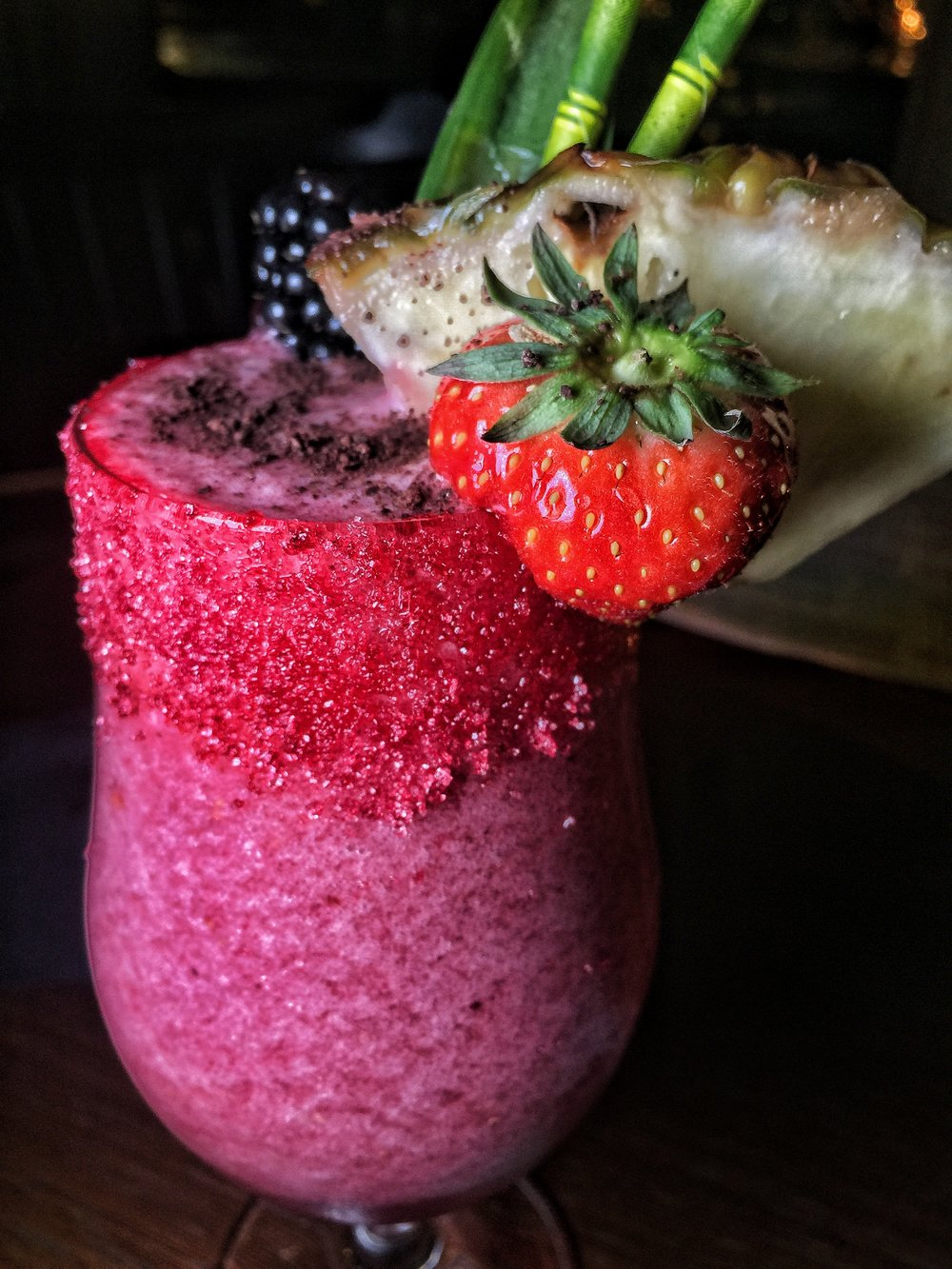 Rudie's: Strawberry Daiquiri