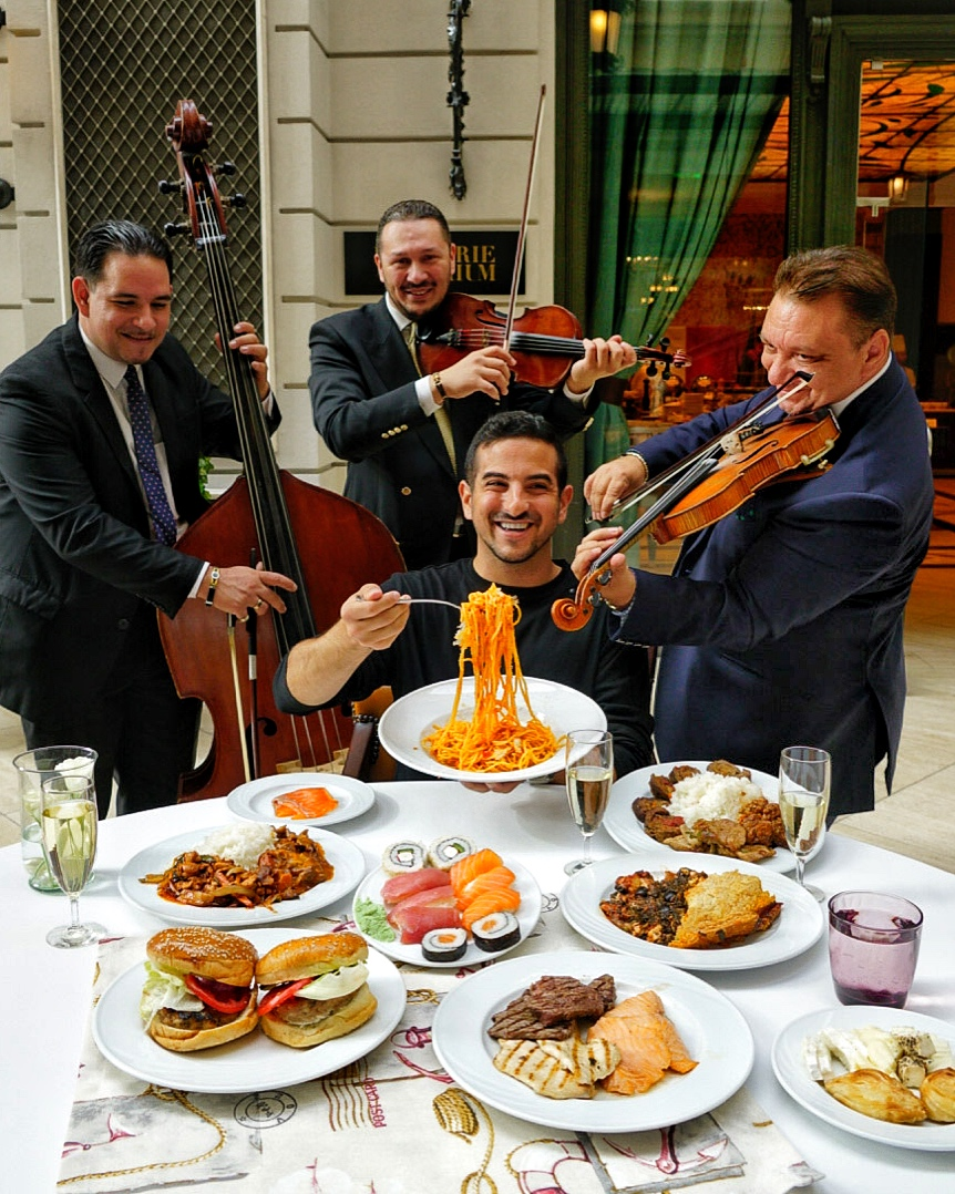 The Grubfather - is based in New York with frequent travels around the globe. It is one of the fastest growing food, travel and lifestyle blogs on Instagram. Through original content creation and a distinct brand voice, The Grubfather has gained more than 80,000 followers in the past year alone. Chronicling the food, lifestyle and travels of Salvatore DiBenedetto, The Grubfather acts as a resource for men and women of all ages.