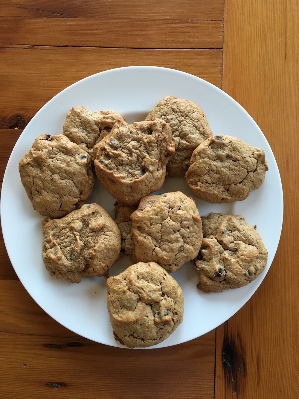 Paleo, chocolate chip, paleo baking, gluten free, clean eating, homemade