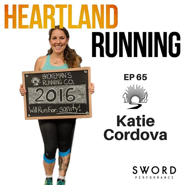 New Episode Day - This week we talk to Katie Cordova of @brokemansrunning.  She is on a mission to bring fun and affordable races of all distances to the community.  Link in bio.