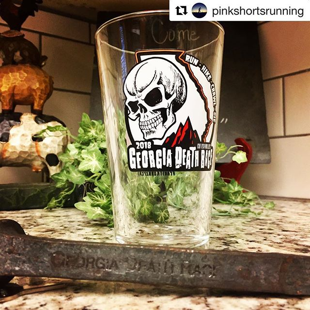 Okay who has the best advice for @pinkshortsrunning to convince his wife? (BTW we will be talking about his GDR experience in our episode that drops on Apr. 20). #Repost @pinkshortsrunning with @get_repost ・・・ Last week at this time I was reveling in the agony/glory of a Georgia Death Race finish.  Today, I'm trying to convince my wife I need to run a 100k in two weeks! #thedirtunit #georgiadeathrace @runbumtours @heartlandrunningpodcast @orangemud