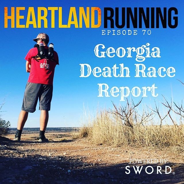 NEW EPISODE - Crystal and Andy talk to @pinkshortsrunning who recounts his experiences at this year's Georgia Death Race.  He teaches us how to underprepare to overachieve; how to not get flagged for explosives at the airport, and the joys of the mashed potato burrito. (Link in bio)