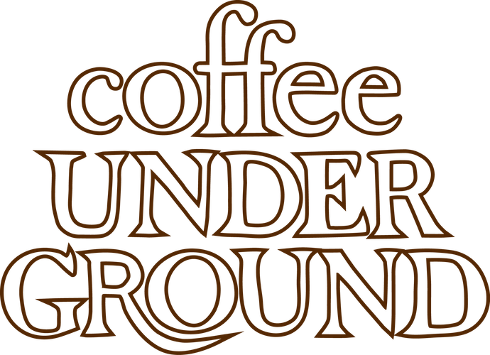 Coffee Underground Wordmark