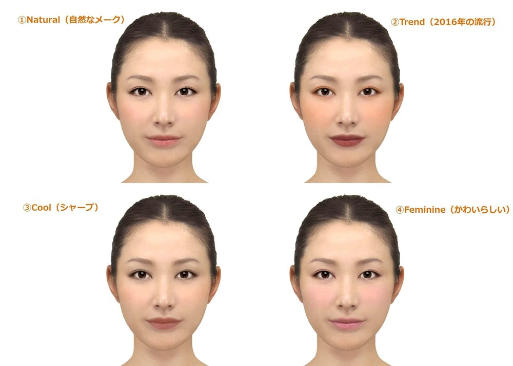 TeleBeauty virtual make-up by Shisheido