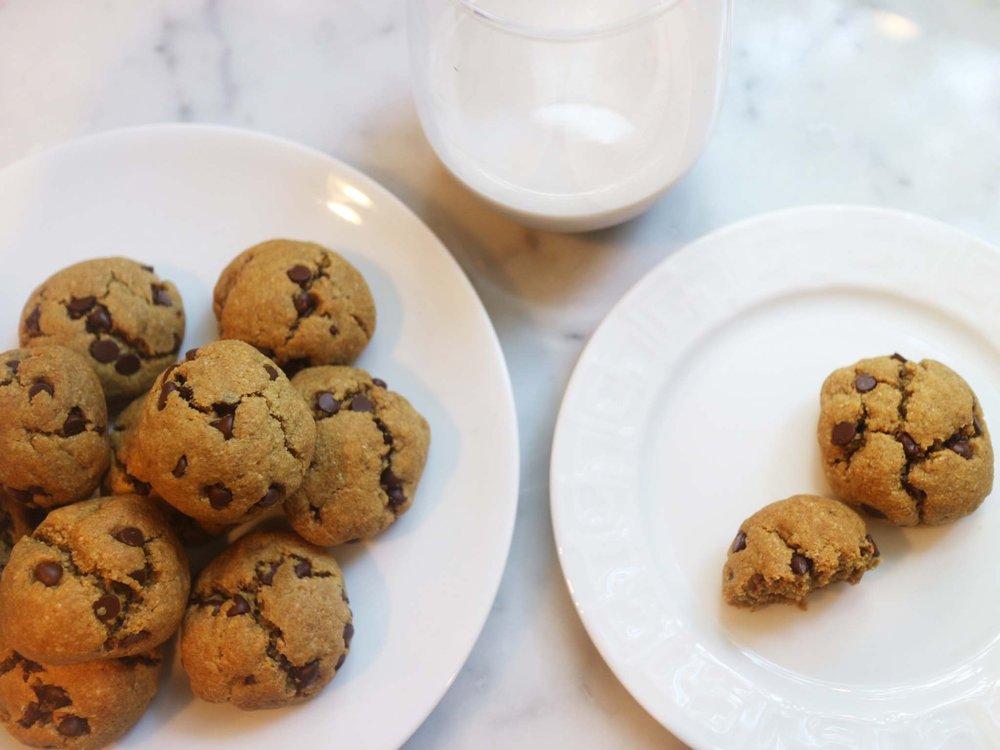 cookies on plates and milk.jpg