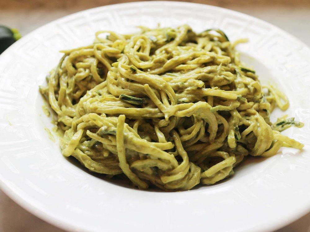 upclose zucchini noodles with avo pesto.jpg