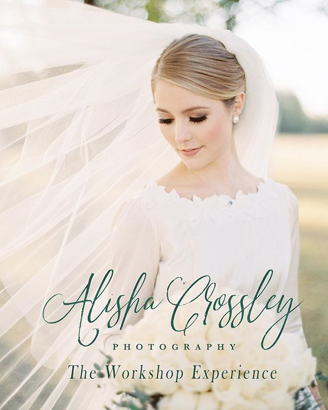 Have you heard??? We are hosting our very first workshop! Head over to @alisha_crossley_photography NOW to find out more! Tag a friend who loves photography ❤️ #alishacrossleyphotography #workshop #photographyworkshop #weddingphotography #weddingphotographyworkshop #acpworkshopexperience #birmingham #birminghamalabama #filmweddingphotographer #hybridphotographer #ishootfilm #atlantaweddingphotographer #30aweddingphotographer #nashvilleweddingphotographer #savannahweddingphotographer