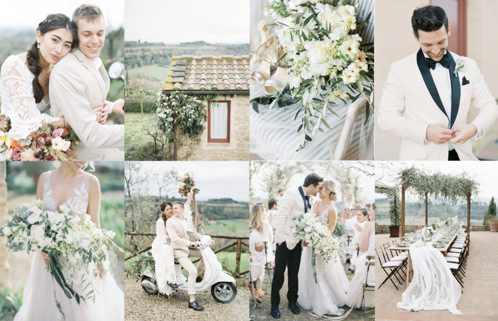 Alisha Crossley Italy Destination Wedding