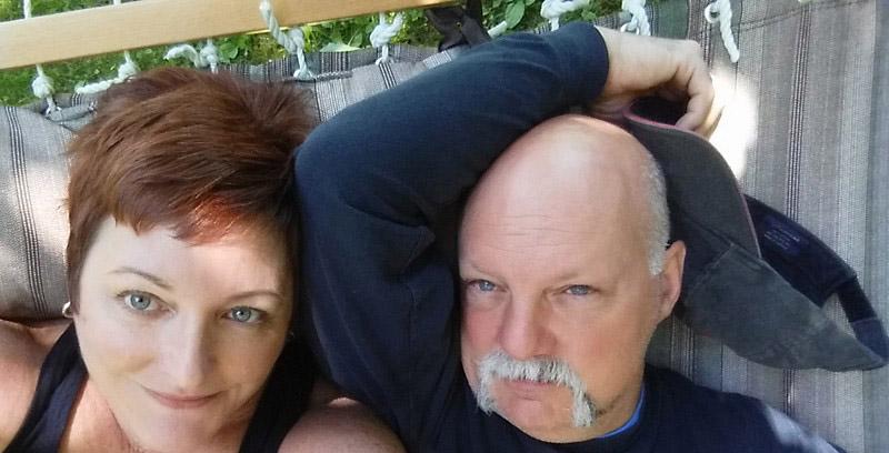 Michael and Kim Davis