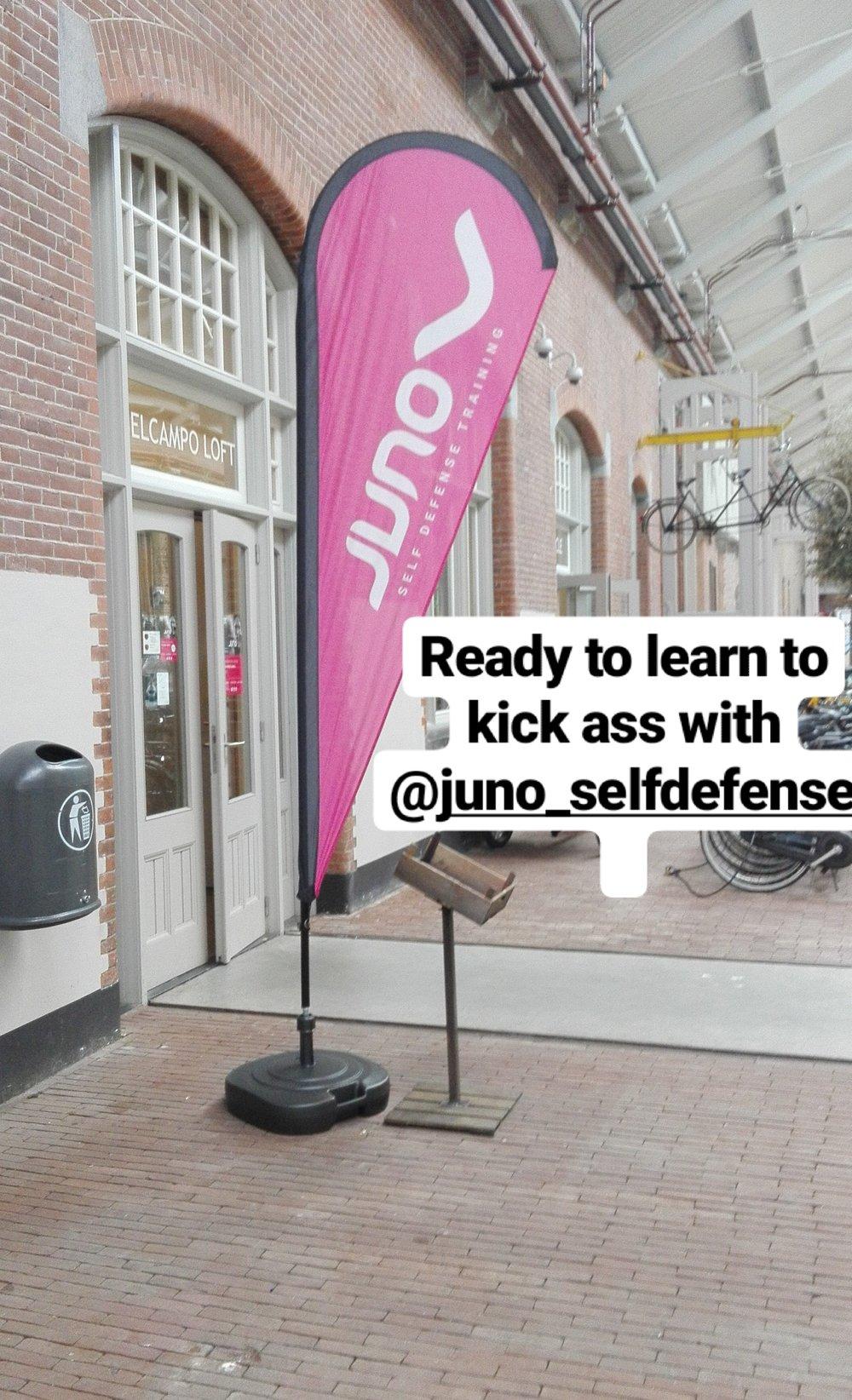 JUNO Training Amsterdam