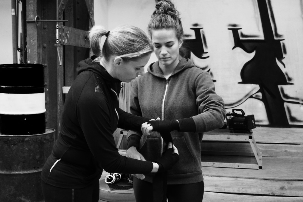 Juno Self Defense_Personal Training