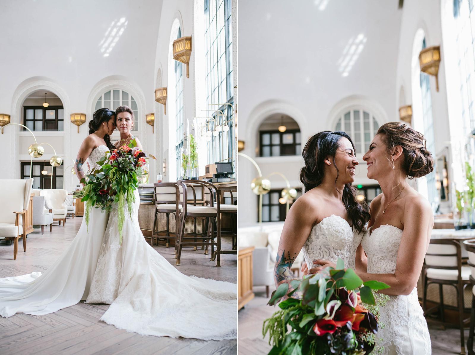 daf021d0feb Jovan + Emily s Wedding    Union Station + Moss    Denver