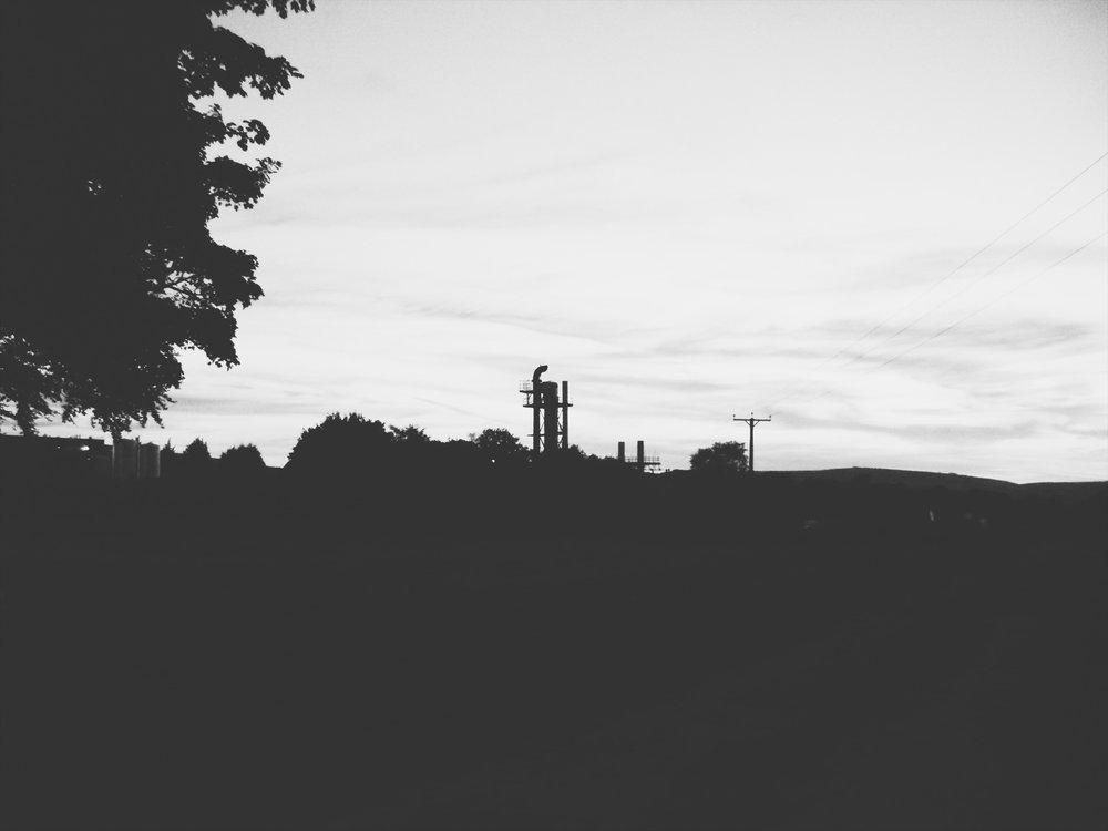 Nightfall | Buxton, Peak District