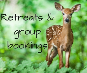 Retreats Group bookings Catherine Mason ReWilding