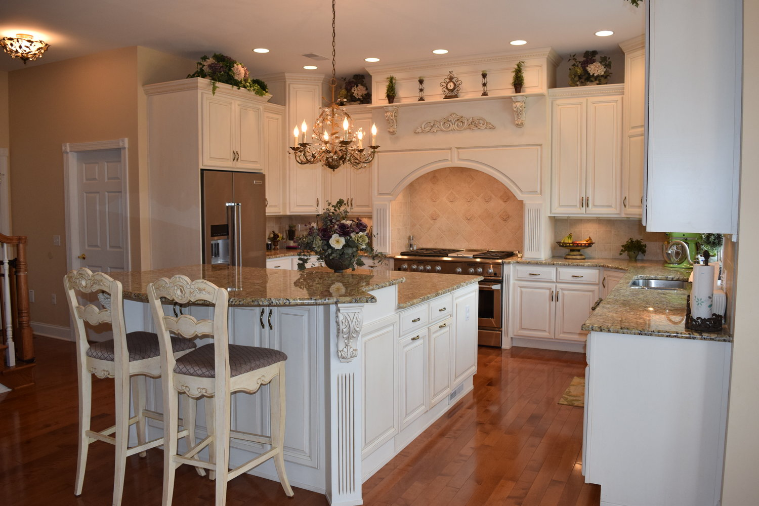 Blue Mountain Woodworking Is A Family Business With Wealth Of Experience In Building And Designing Fine Custom Cabinetry For All Areas Your Home