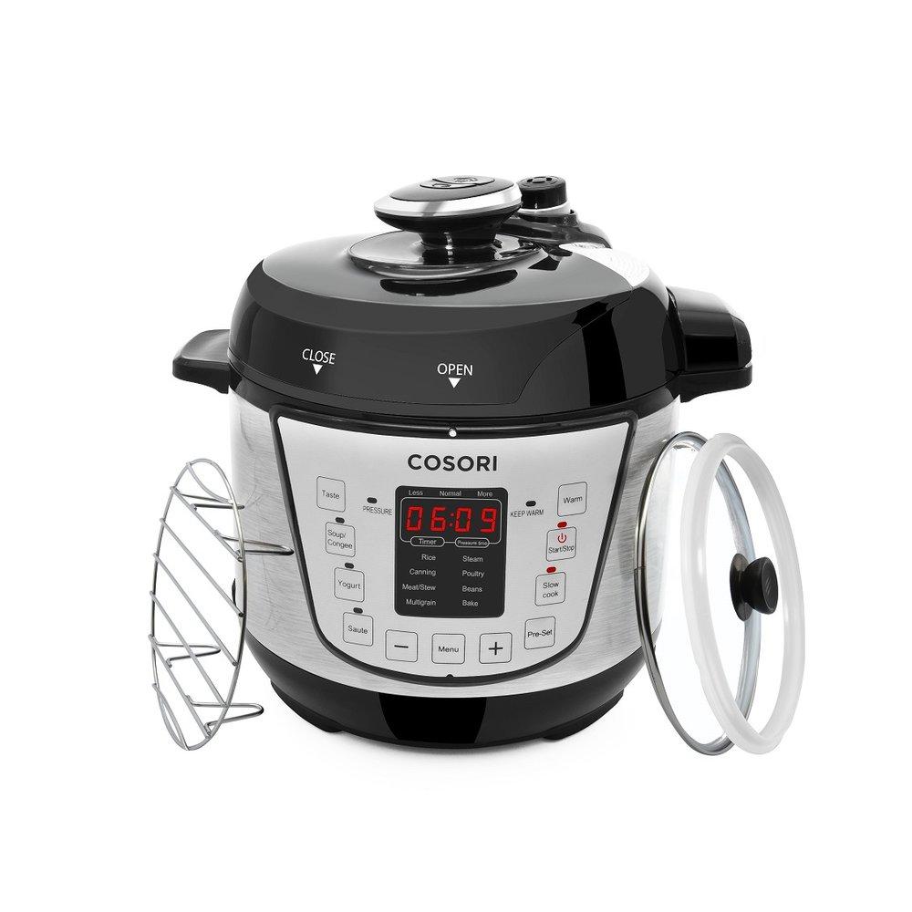 Cosori Original 2qt Pressure Cooker C3120-PC