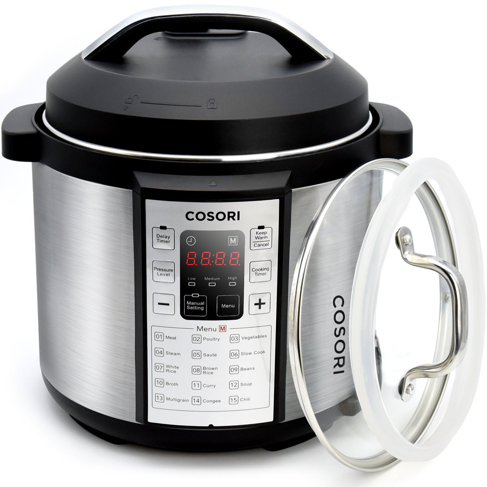 Cosori Original 6qt Pressure Cooker C1156-PC