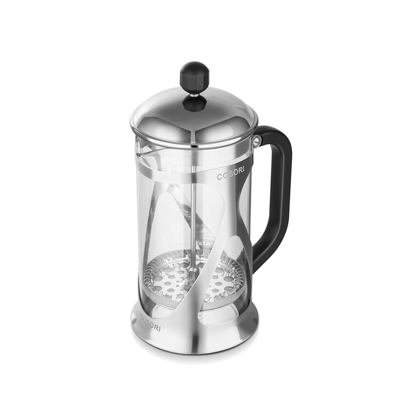 Cosori 8-cup Stainless Steel French Press  C801-FP