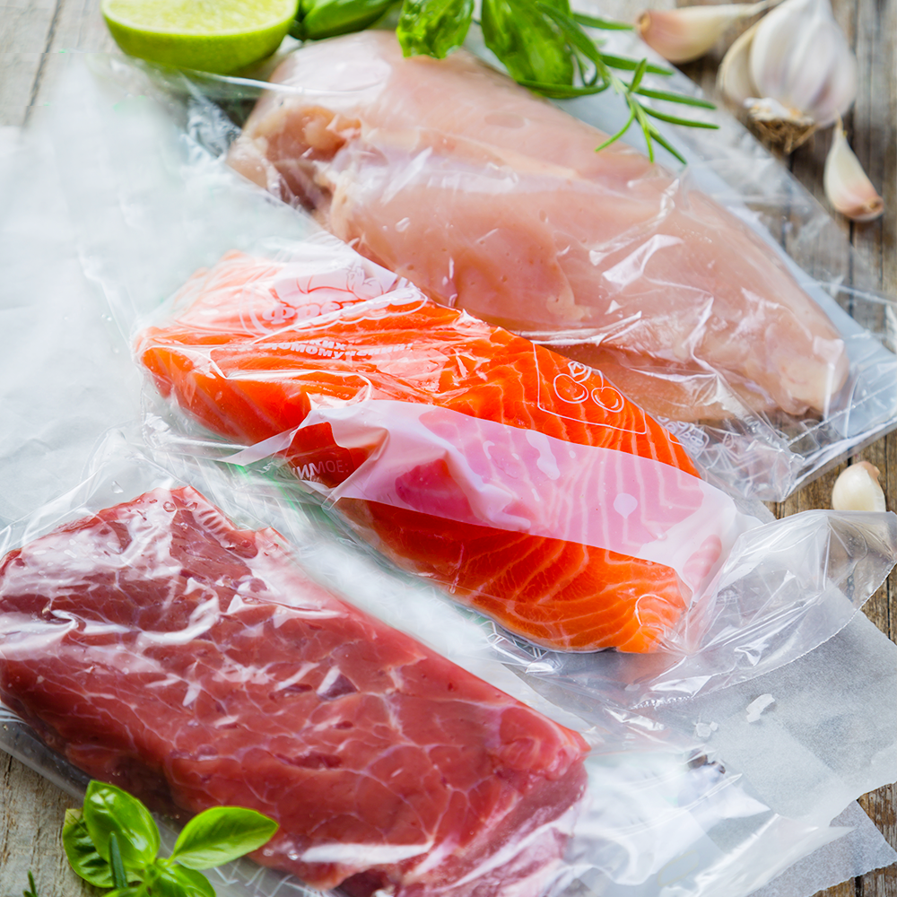 SAVE MONEY AND A TRIP TO THE TRASH   Keep your wallet a bit happier by keeping food fresh for longer periods of time with vacuum sealing.