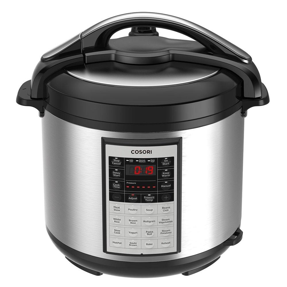 Cosori Premium 8qt Pressure Cooker CP018-PC