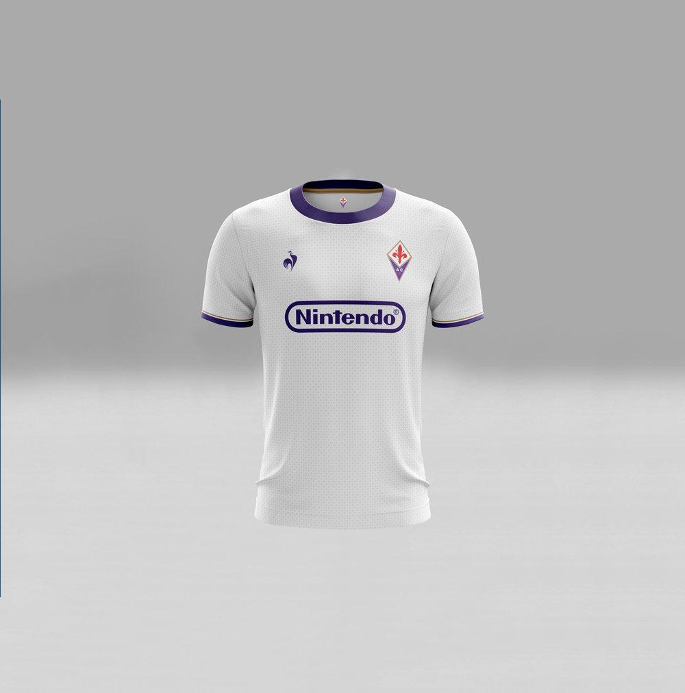 Fiorentina x Nintendo