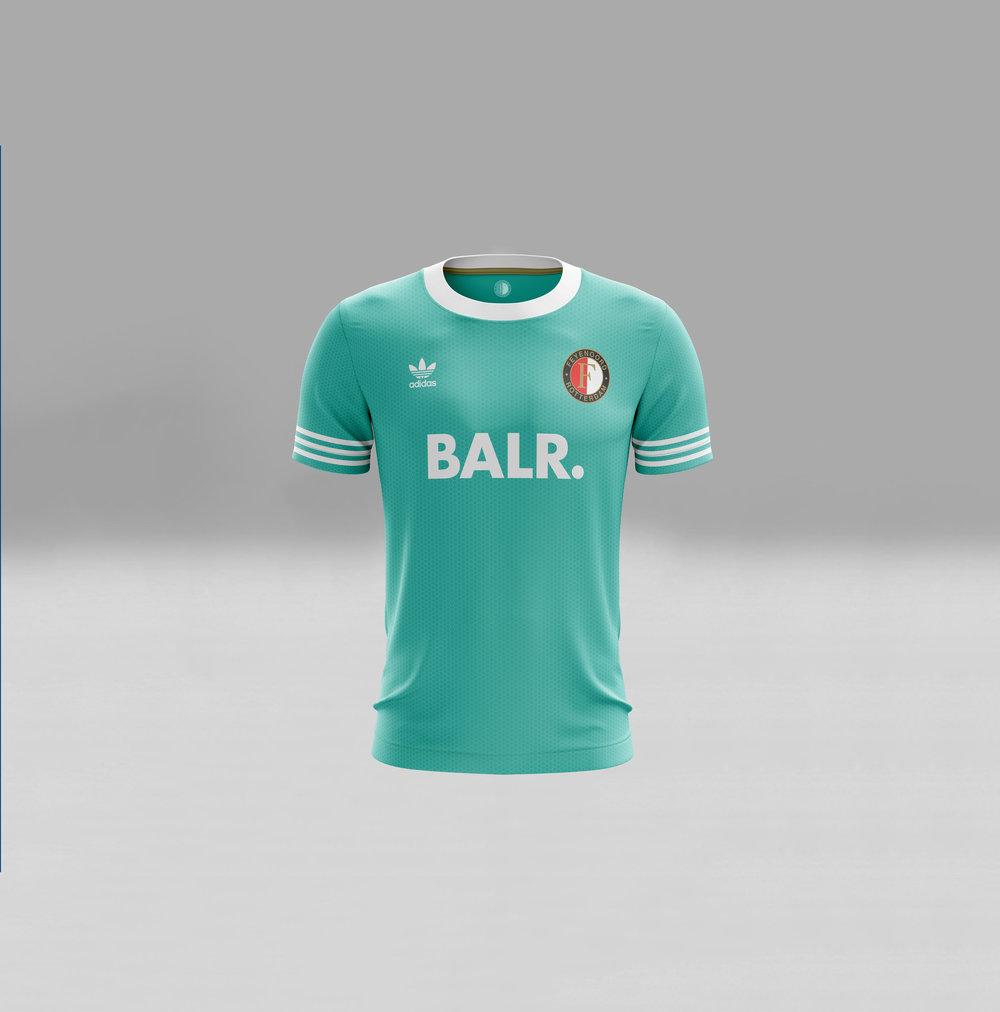 Feyenoord x Balr