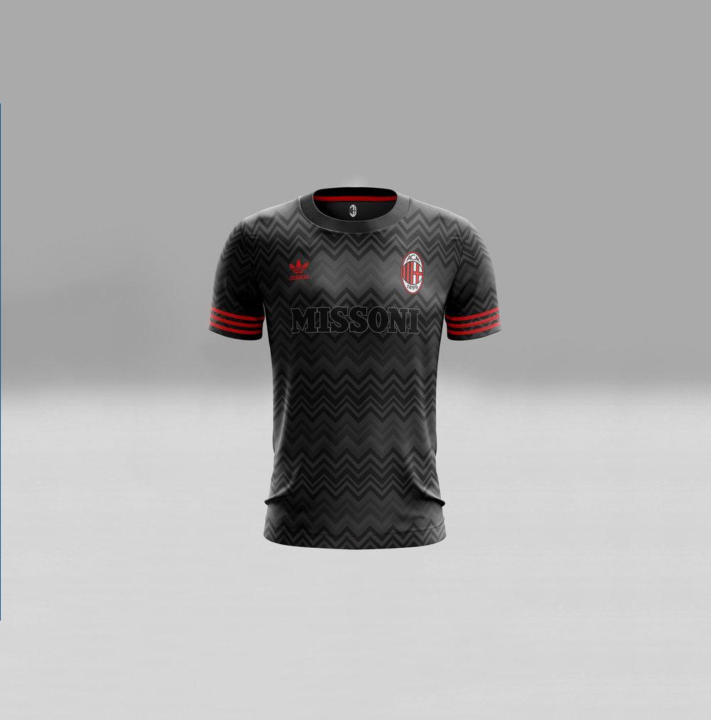 AC Milan x Missoni