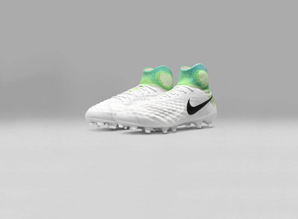 Magista White Green