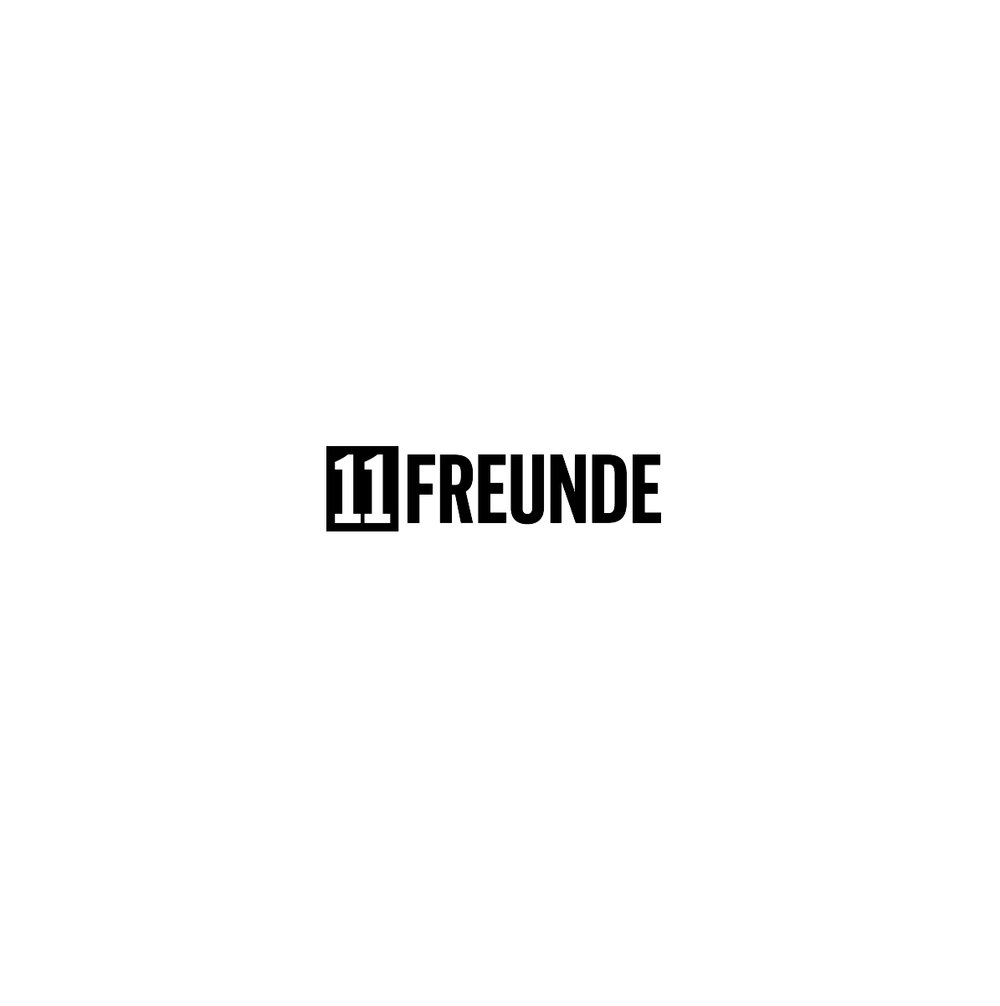 11 FREUNDE   A feature of my work on the German football magazine