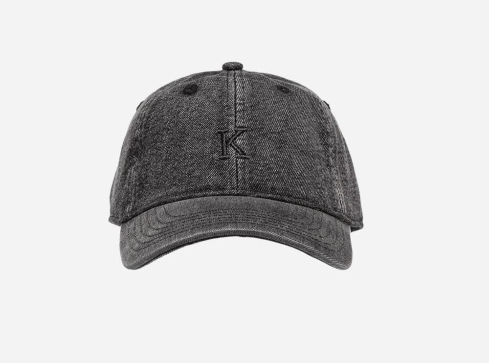 Kith Black Denim Hat